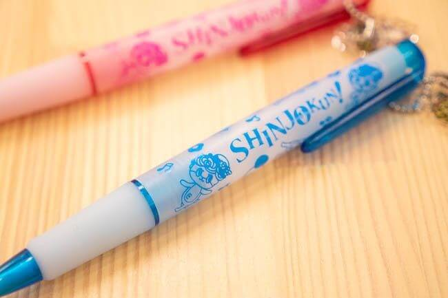 ボールペン(ブルー)【お届け日指定不可】