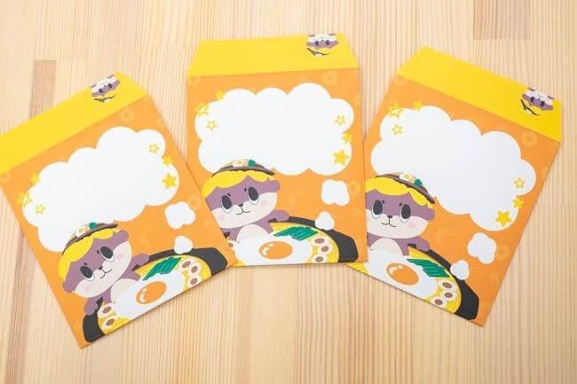 ミニ封筒(鍋焼きラーメン)【お届け日指定不可】